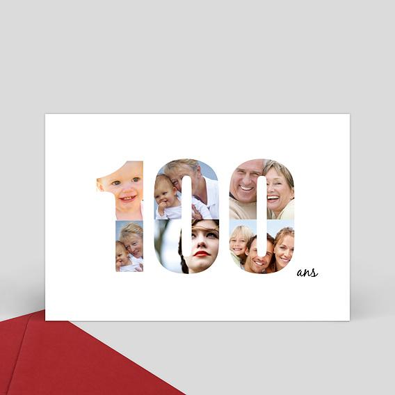 anniversaire de naissance 100 ans