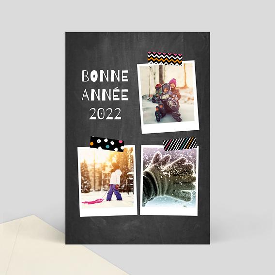 Cartes de voeux album photo