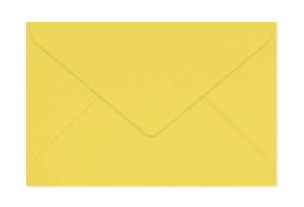 Envelope JAUNE MOUTARDE