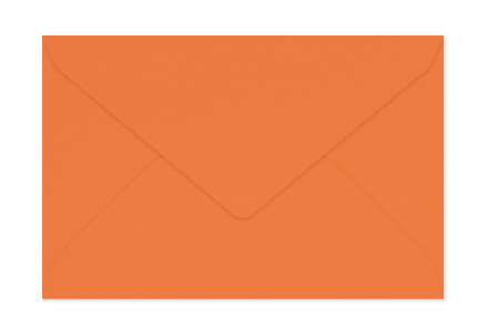 Envelope ORANGE TANGERINE