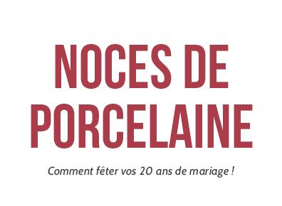 Noces De Porcelaine Comment Fêter Vos 20 Ans De Mariage Minute Pop